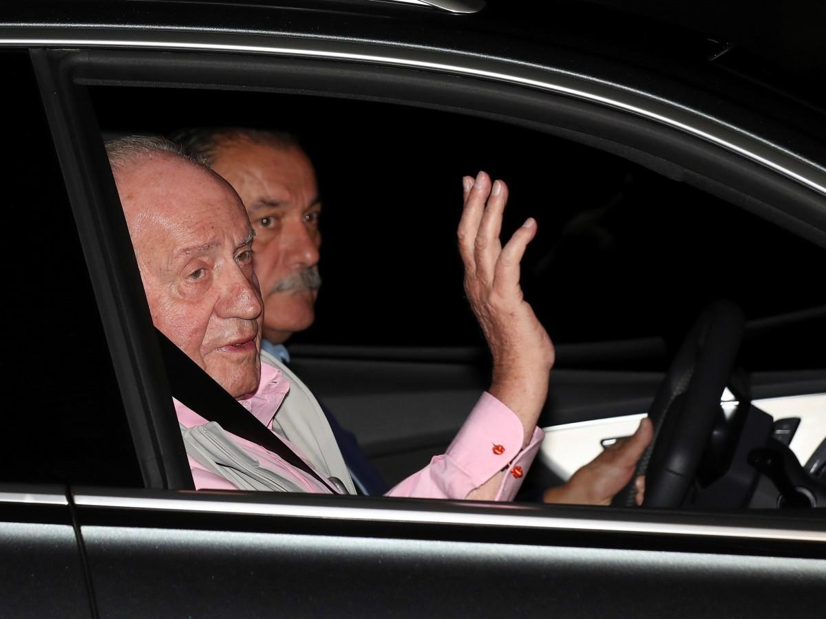 Exitosa la operación del rey emérito Juan Carlos de Borbón