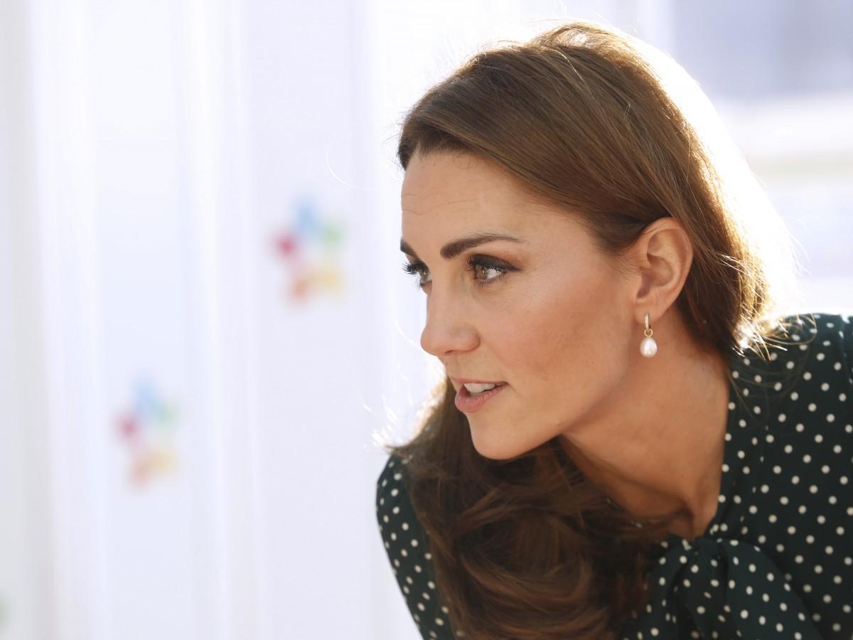 Toman fuerza los rumores de un posible embarazo de Kate Middleton