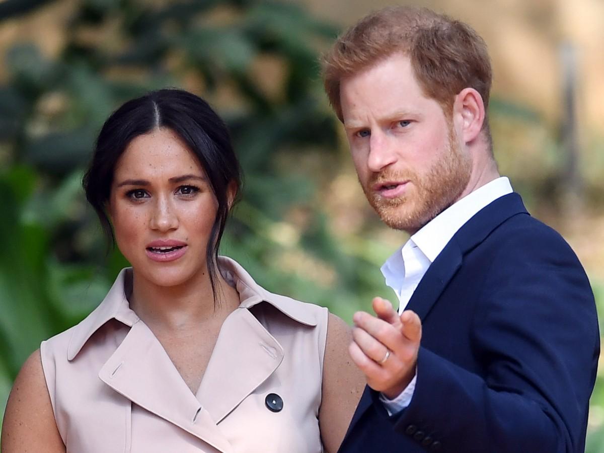Duques de Sussex cierran visita al sur de África