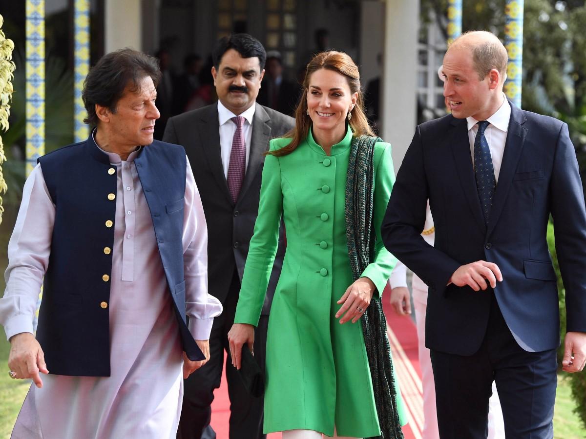 William y Kate apoyan la educación en Pakistán