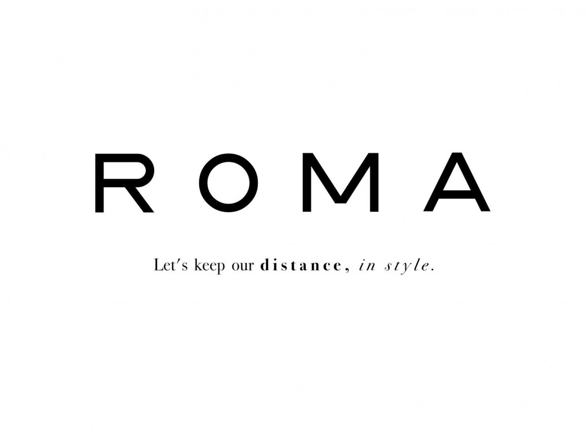 Tiendas Roma cambia su logo para llevar un mensaje en medio de la pandemia