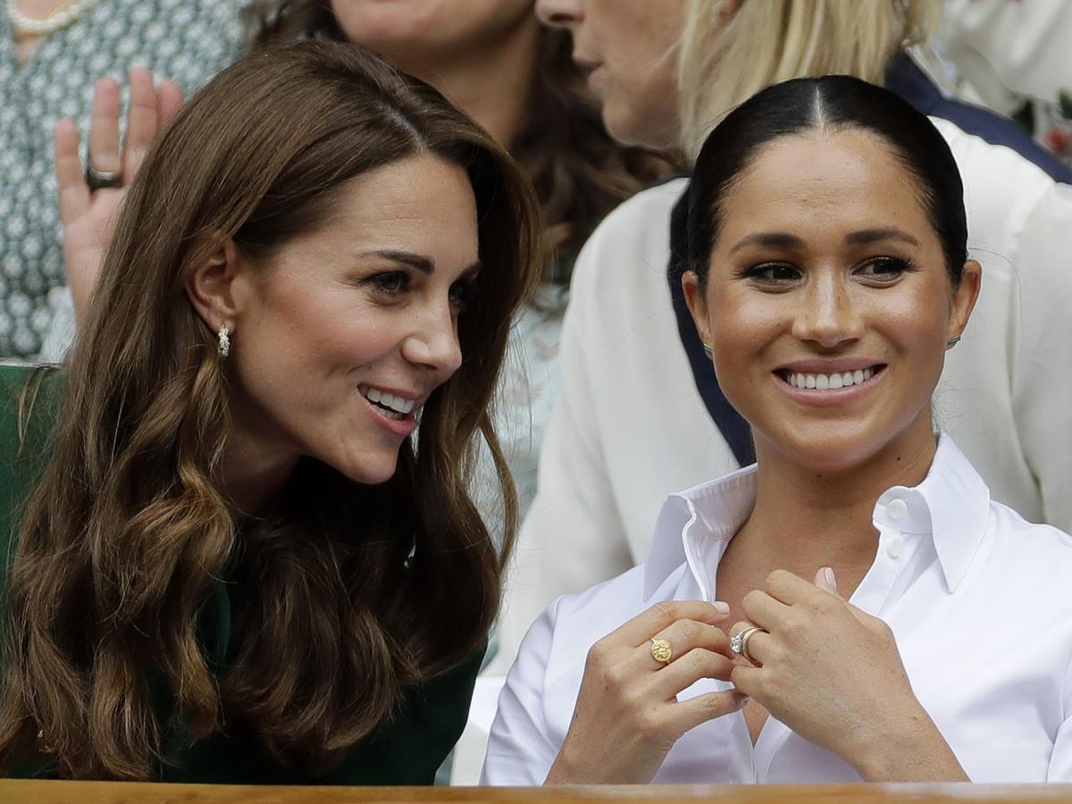 "Meghan Markle y Kate Middleton lucen sus nuevos ""looks"" de verano"