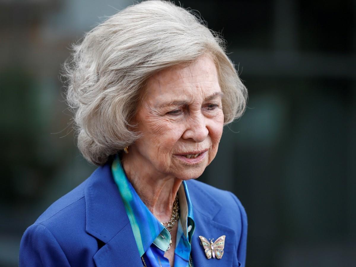 ¿Qué ha pasado con la reina Sofía?