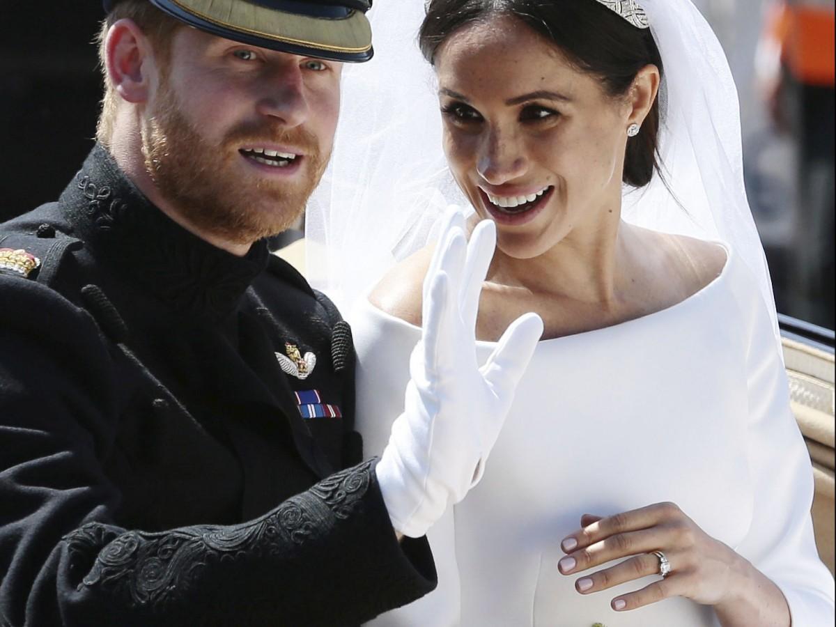 El significado de los anillos de boda de la realeza británica