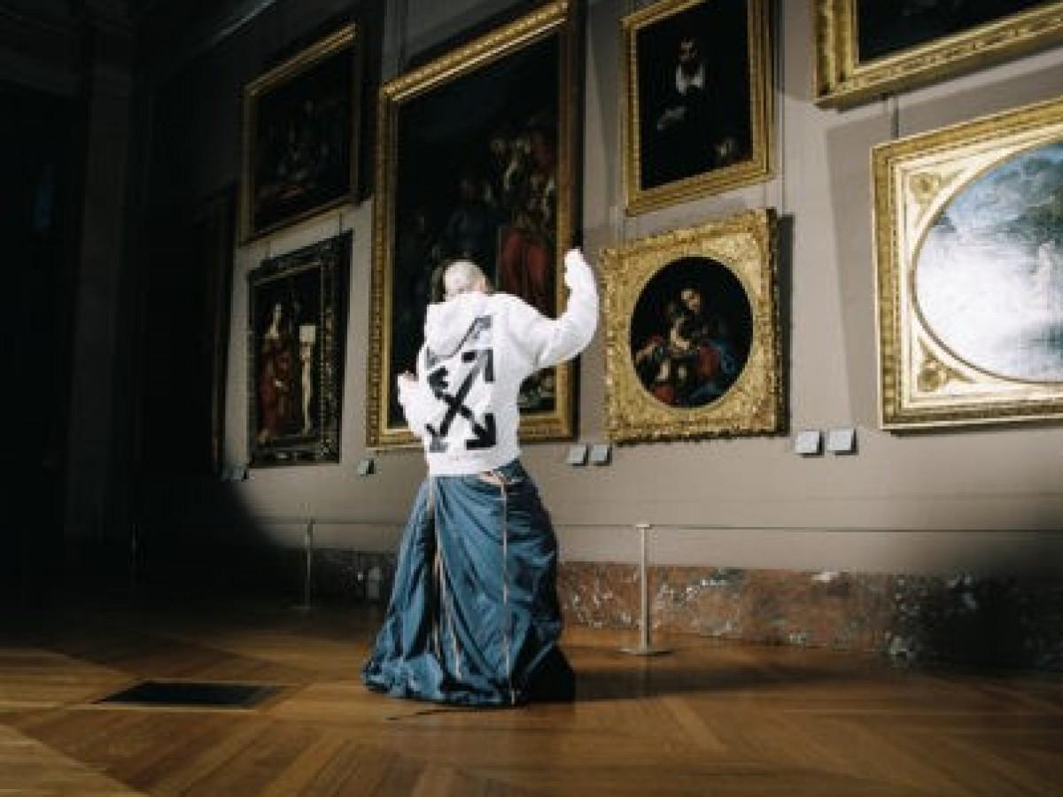 Una colección de ropa inspirada en Da Vinci