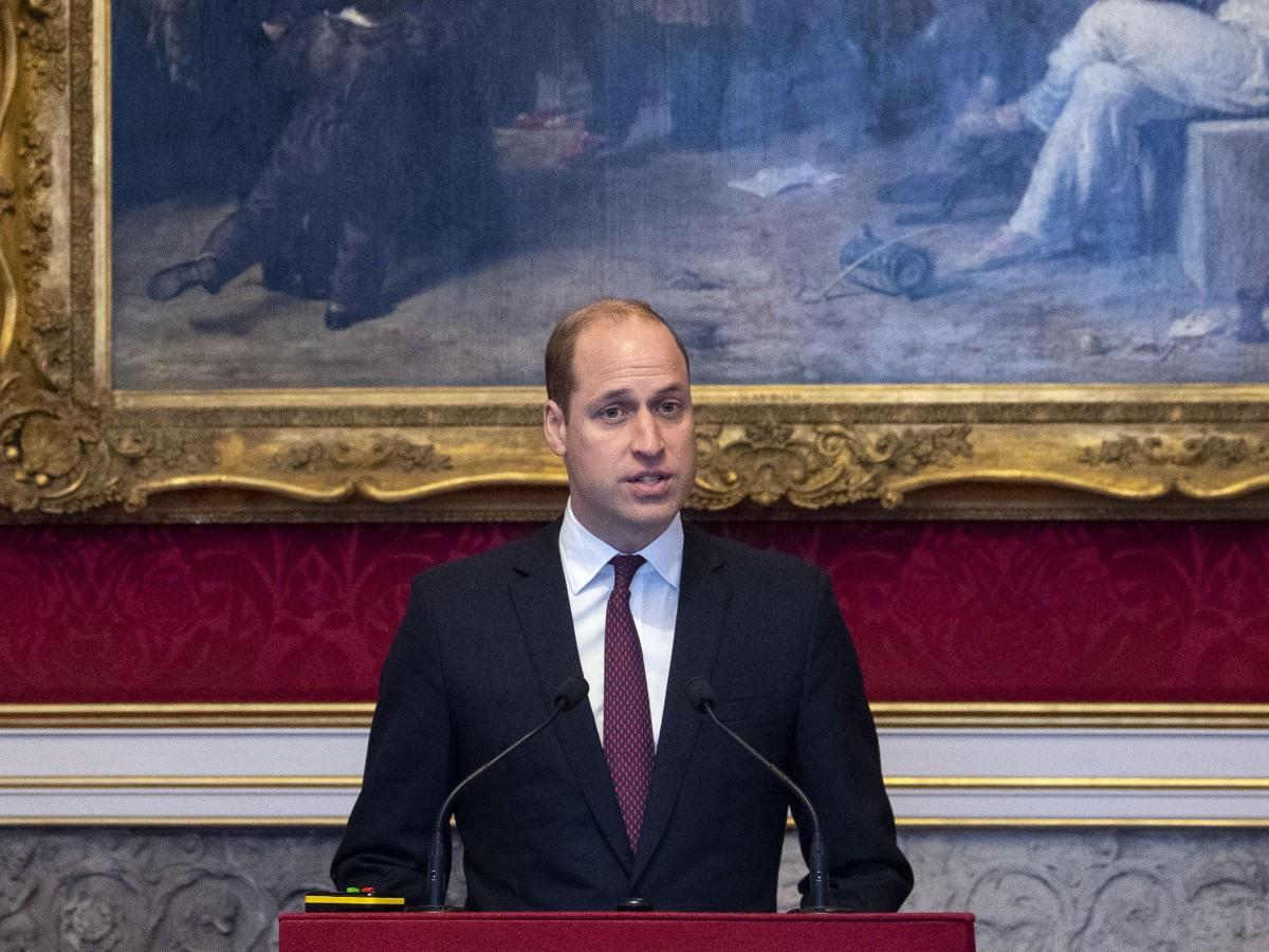 Complacido William con la investigación sobre la entrevista realizada a su madre en 1995