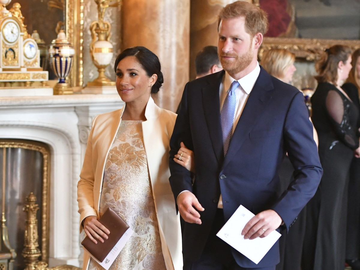 El príncipe Harry y Meghan siguen apoyando causas benéficas