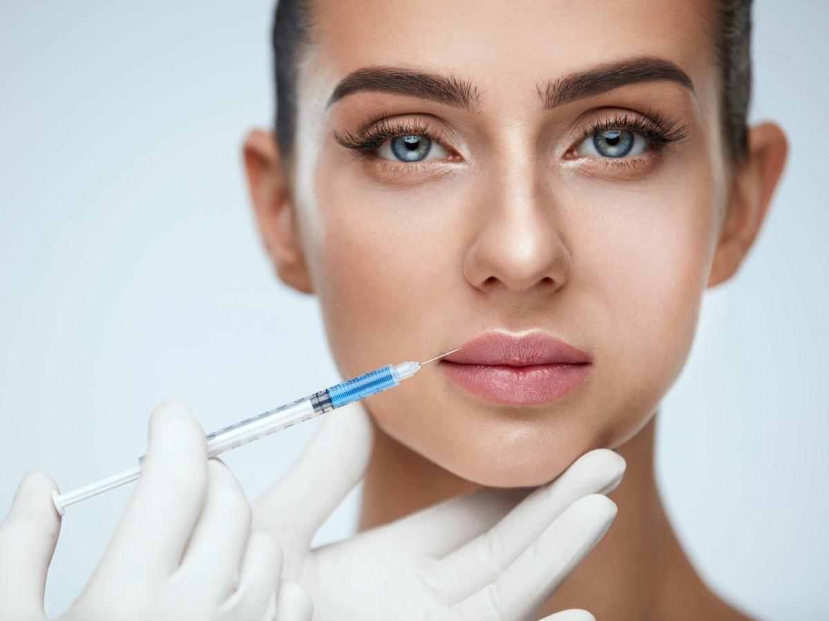 En alta demanda los inyectables faciales durante la pandemia