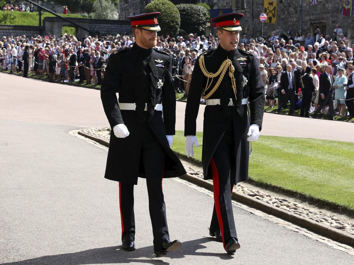 El funeral real ofrece la oportunidad para que William y Harry se reconcilien