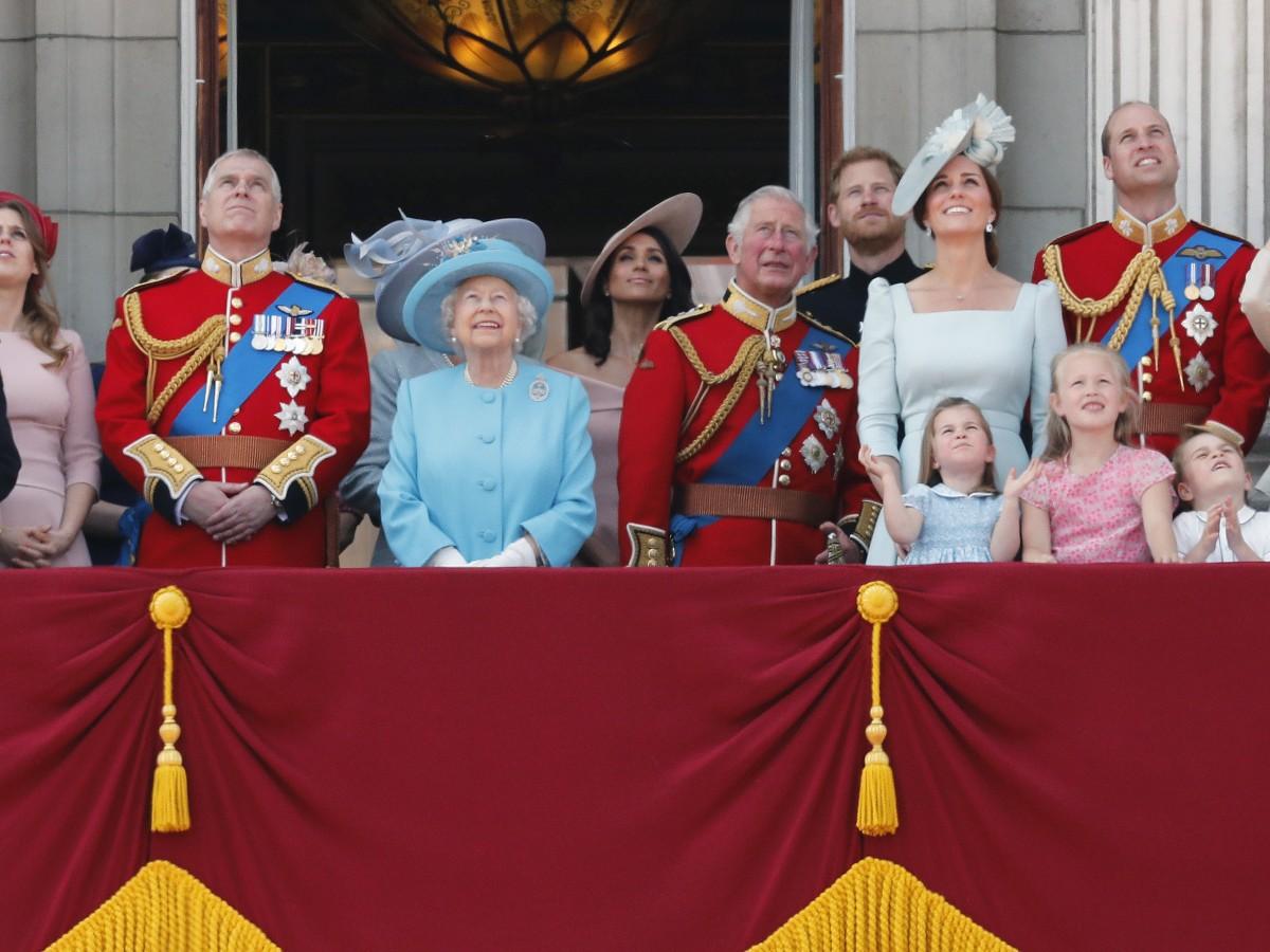 Funeral de Philip: los miembros senior de la realeza no usarán uniforme militar