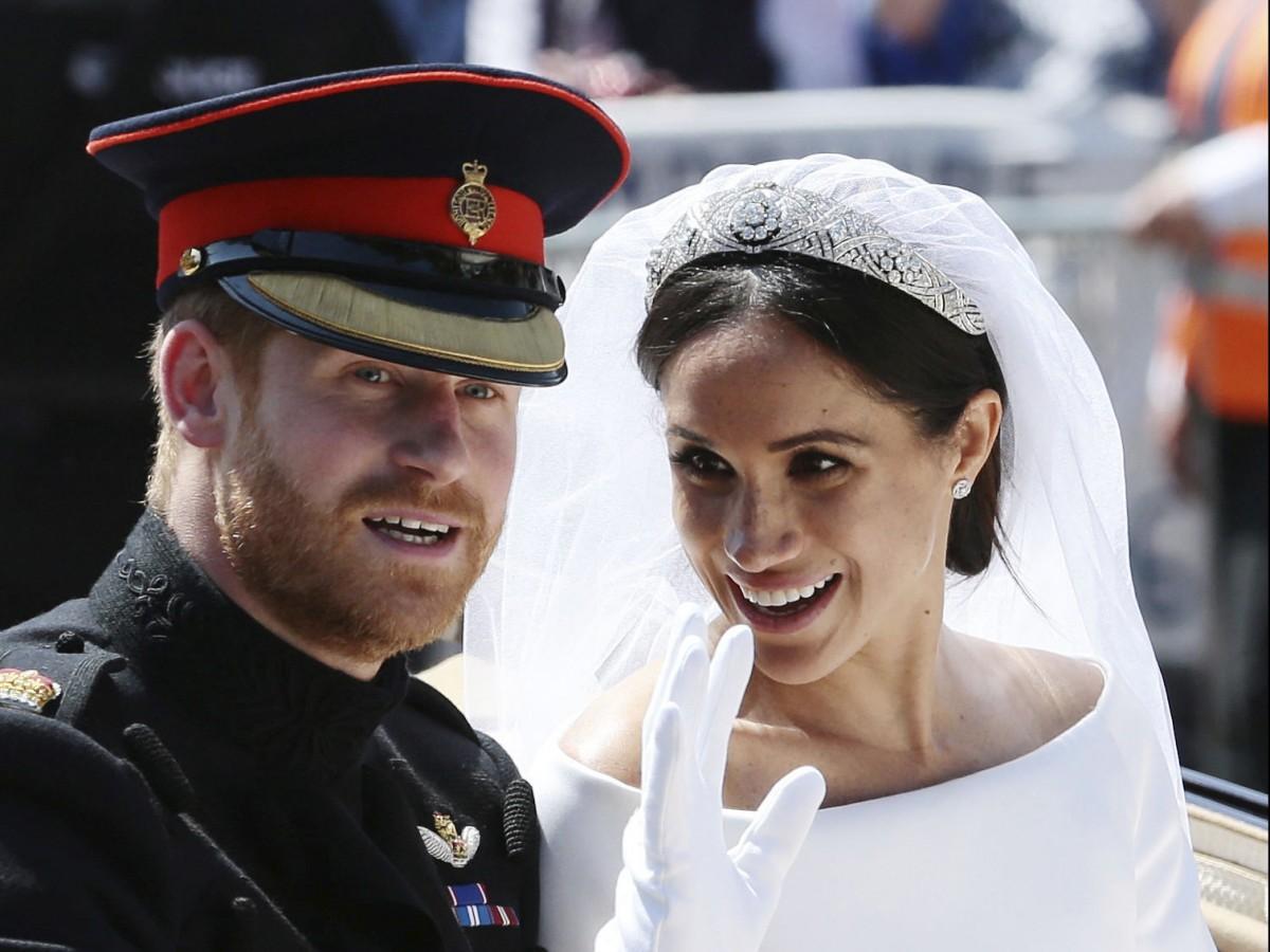 El duque de Sussex habló por teléfono con su primera novia antes de su boda con Meghan
