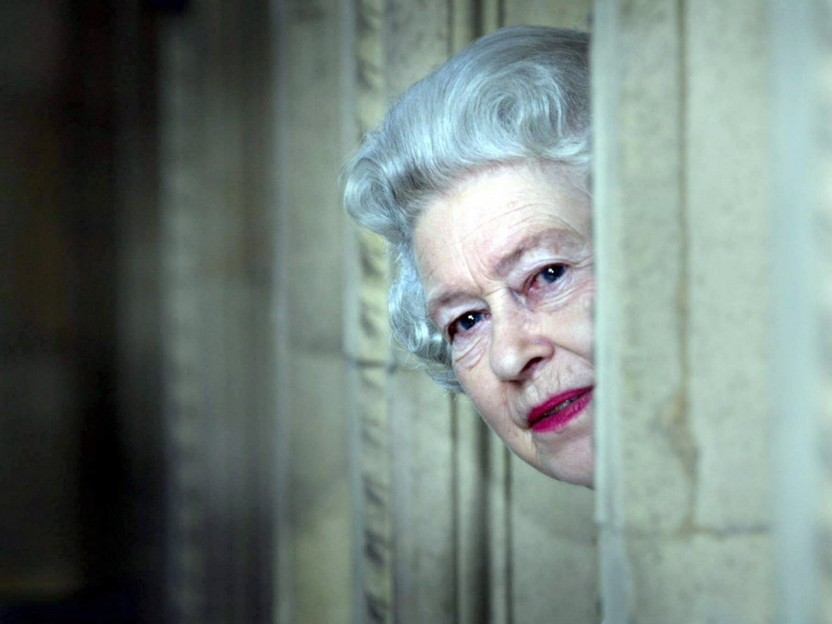 Una vieja expresión de la reina Elizabeth II salió a la luz y sorprendió a todos