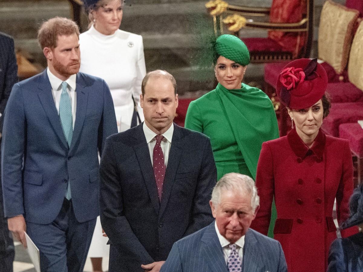 Un lector de labios descubrió la crítica de Harry a William y Kate Middleton