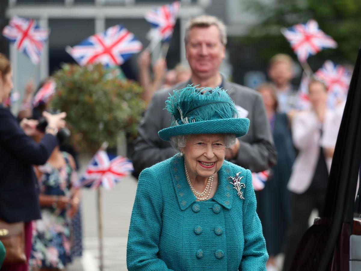 """""""La familia real británica apoya movimiento BLM"""""""