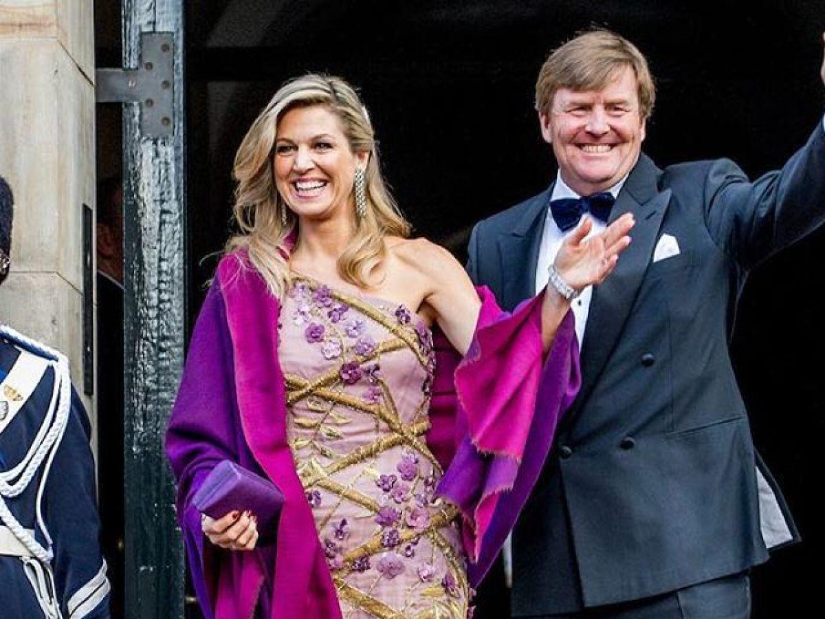 Guillermo de Holanda reunió a la realeza europea en los festejos por su cumpleaños