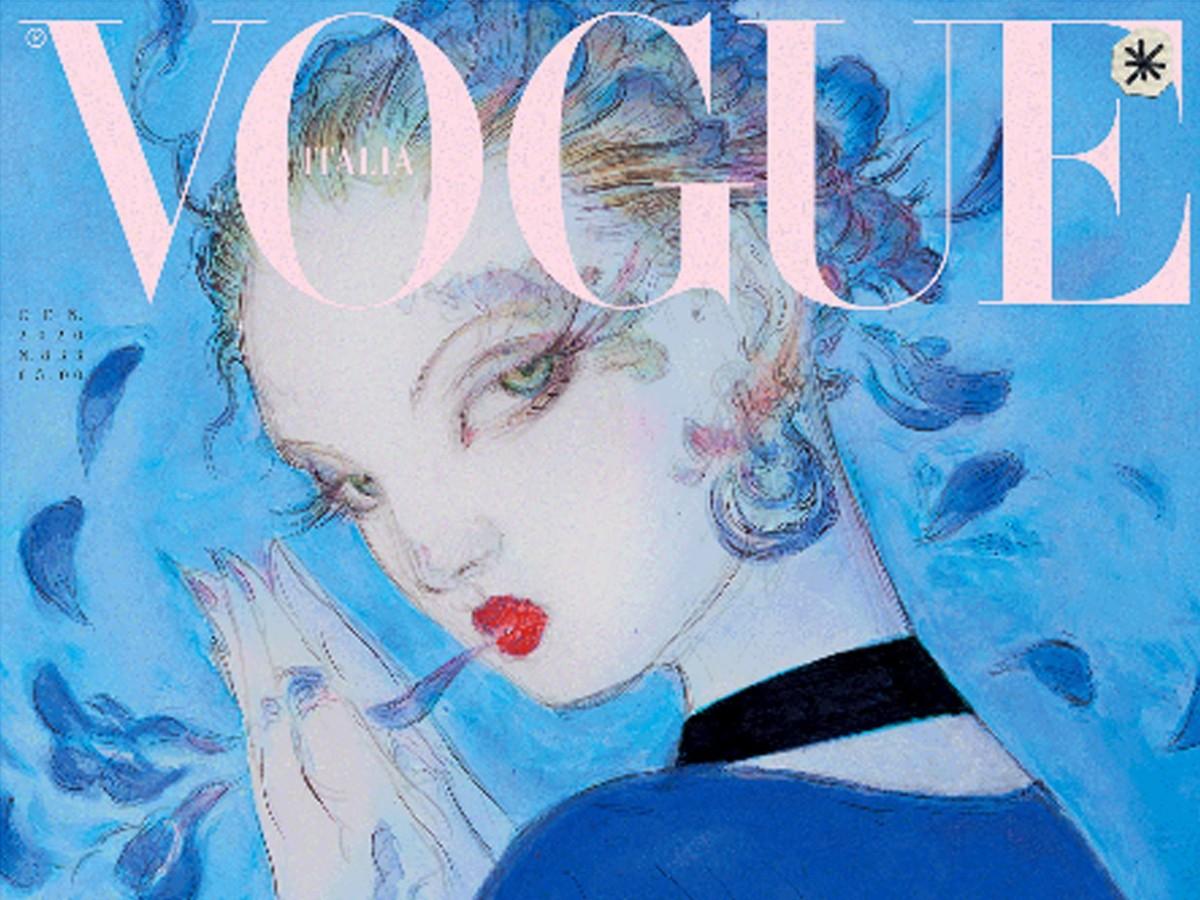 Vogue Italia lanza edición sin fotos a favor del ambiente