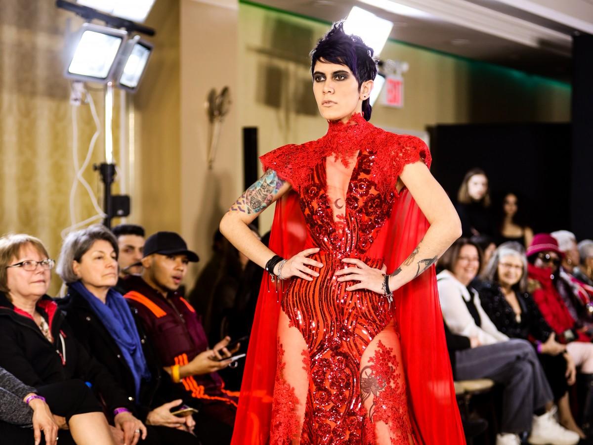 Presente la isla en la Semana de la moda de Nueva York