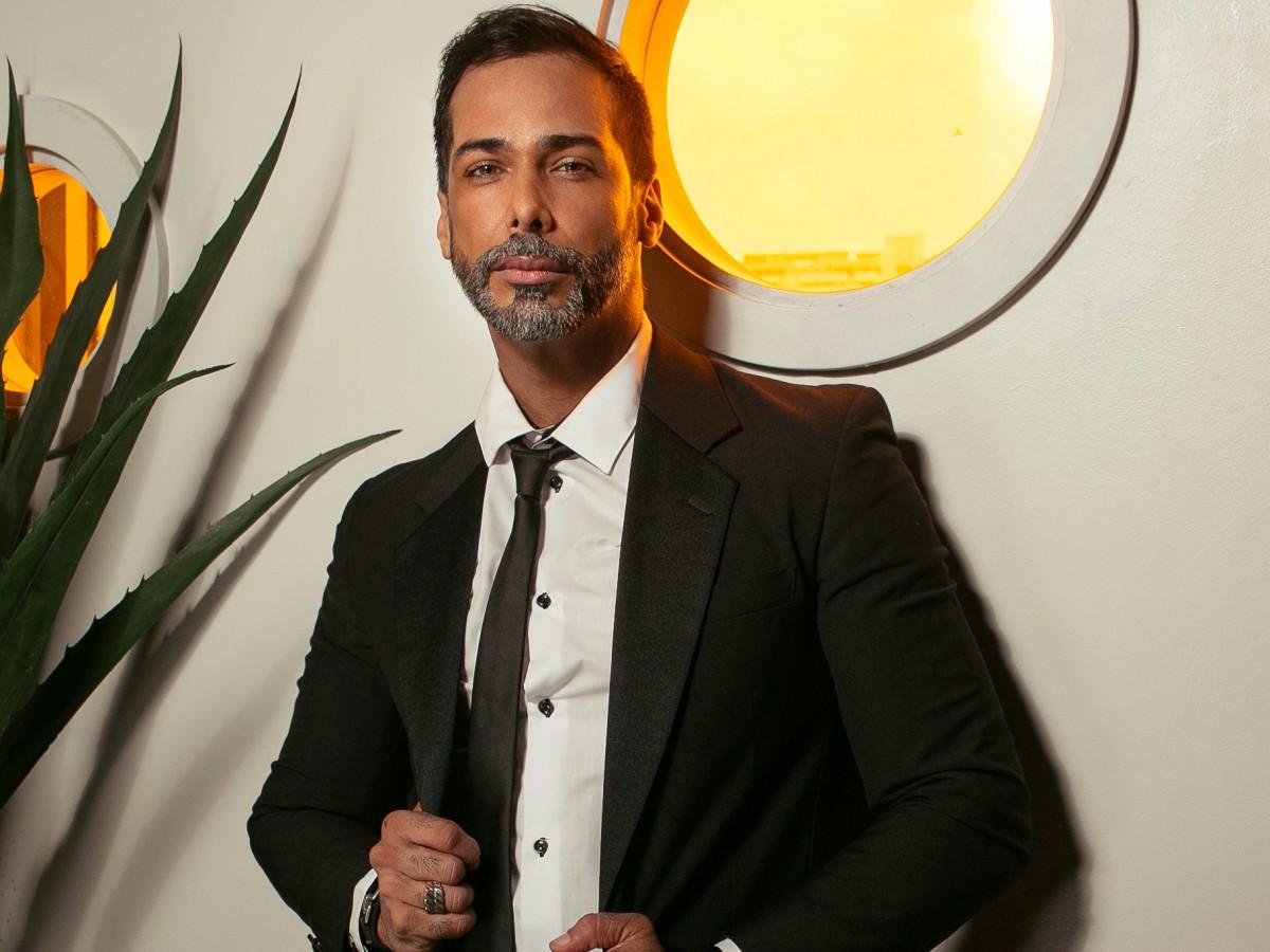 Juan Colón es un defensor de la inclusión en la industria de la moda