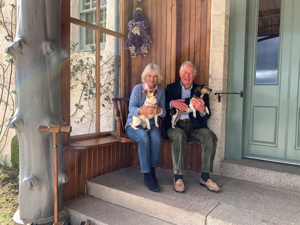 El príncipe Charles y Camilla celebran 15 años de matrimonio
