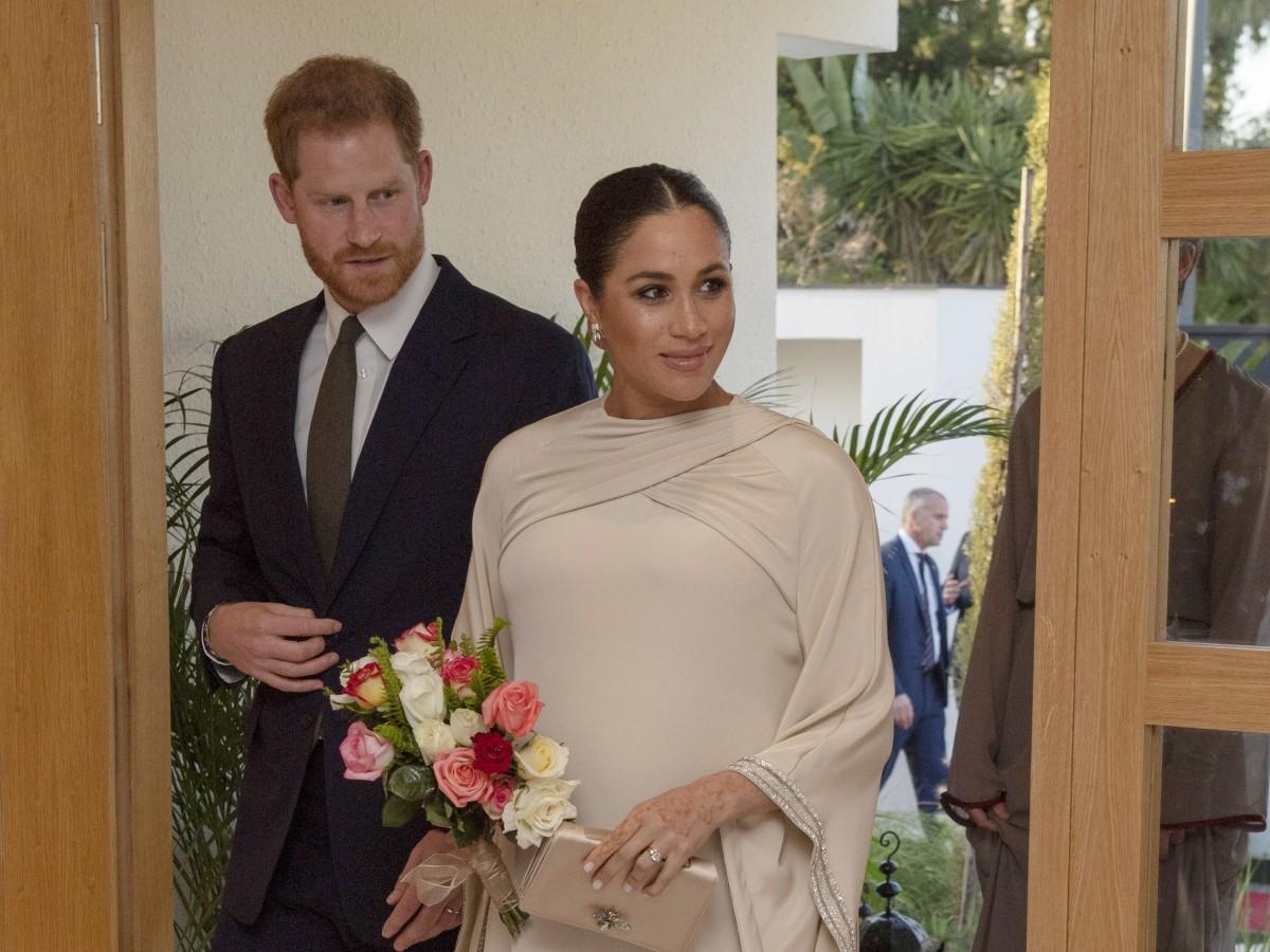Meghan y Harry comienzan a pagar su residencia británica