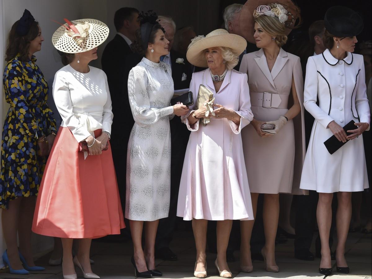 Se reúnen en Windsor los reyes de España, Holanda e Inglaterra