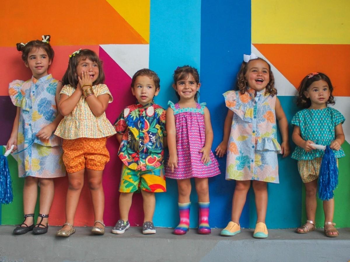 La marca de ropa infantil Sandía se mantiene firme ante la incertidumbre