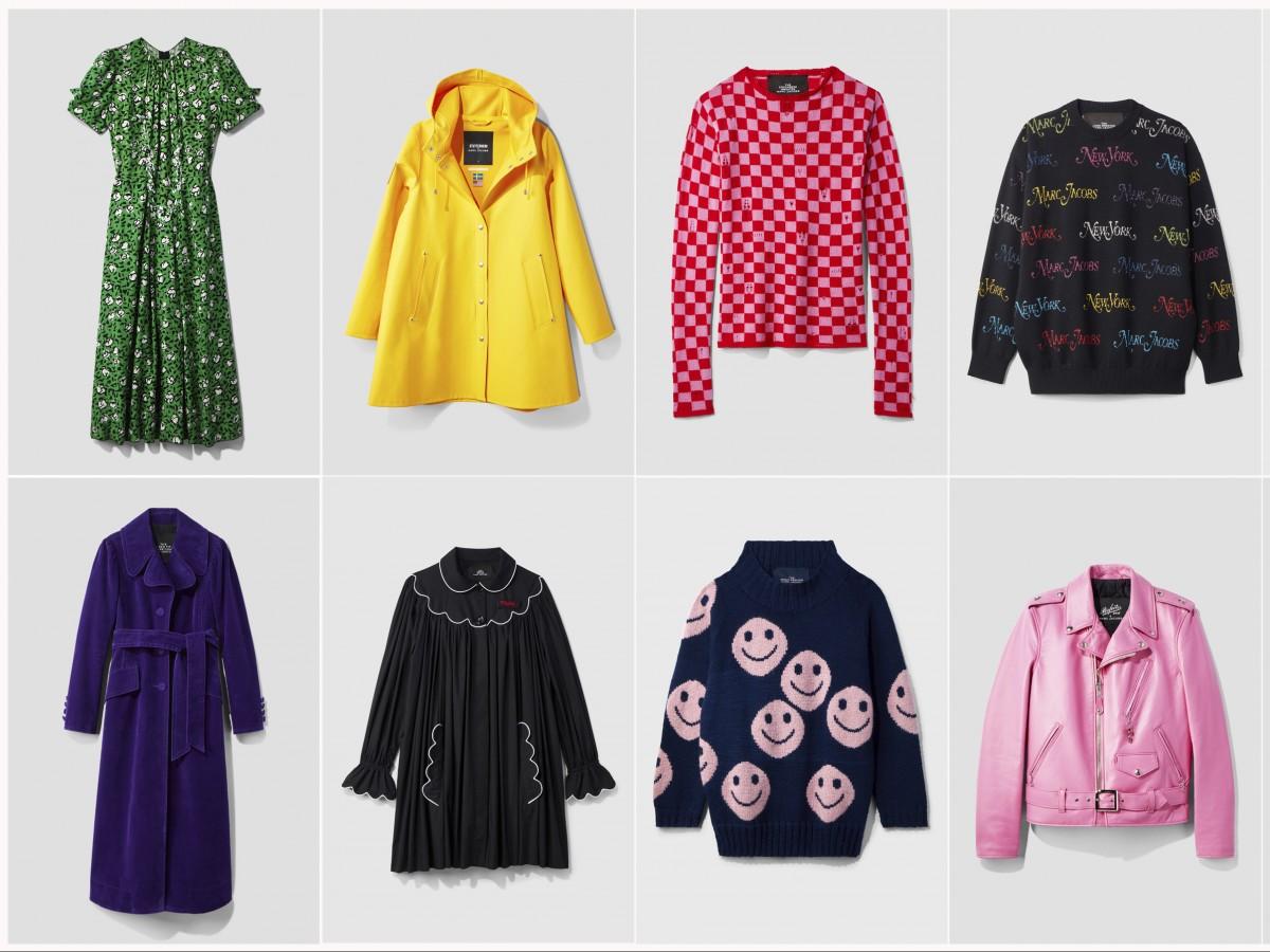 Marc Jacobs lanza nueva colección de ropa y accesorios