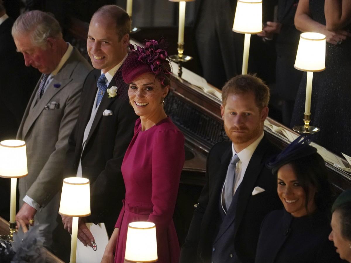 Kate Middleton y Meghan Markle se distanciaron por unas medias