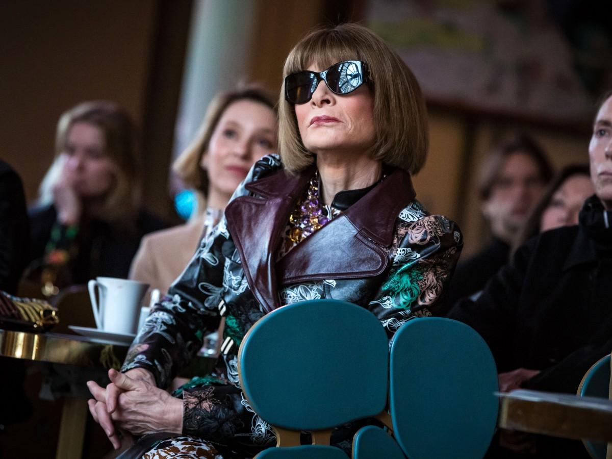 Anna Wintour asegura que el COVID-19 cambiará la forma en que la gente consume moda