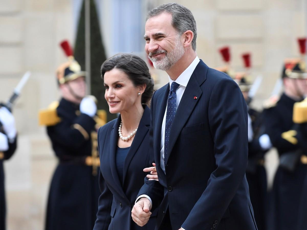 Los reyes de España dan negativo a coronavirus