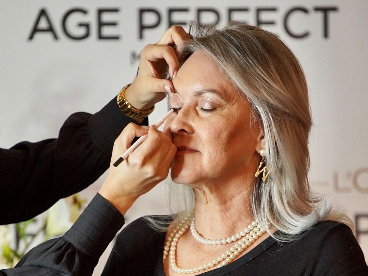 """Una experta ofrece """"tips"""" para maquillar la piel madura"""