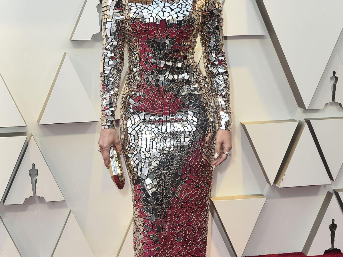 Así se preparó Jennifer López para la alfombra roja de los premios Oscar