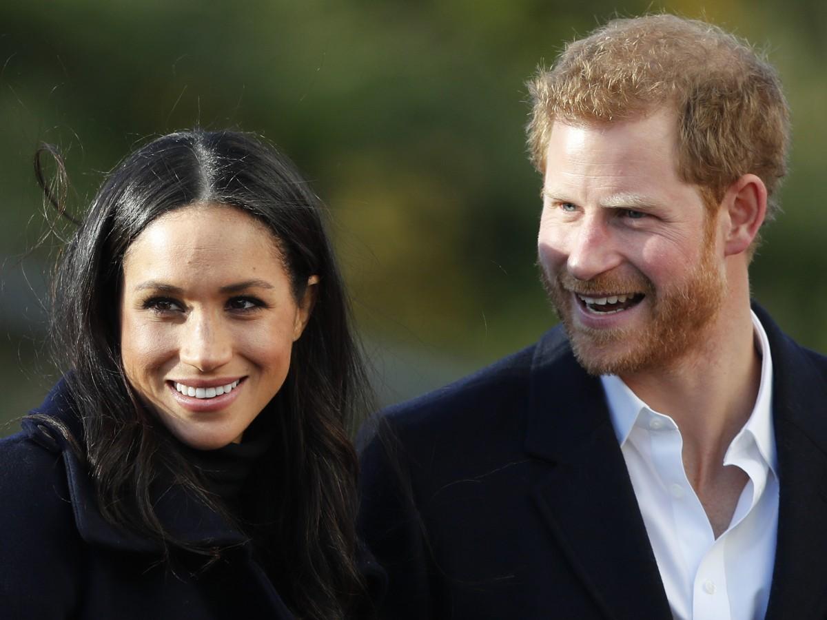 El Palacio de Buckingham reacciona al anuncio de los duques de Sussex
