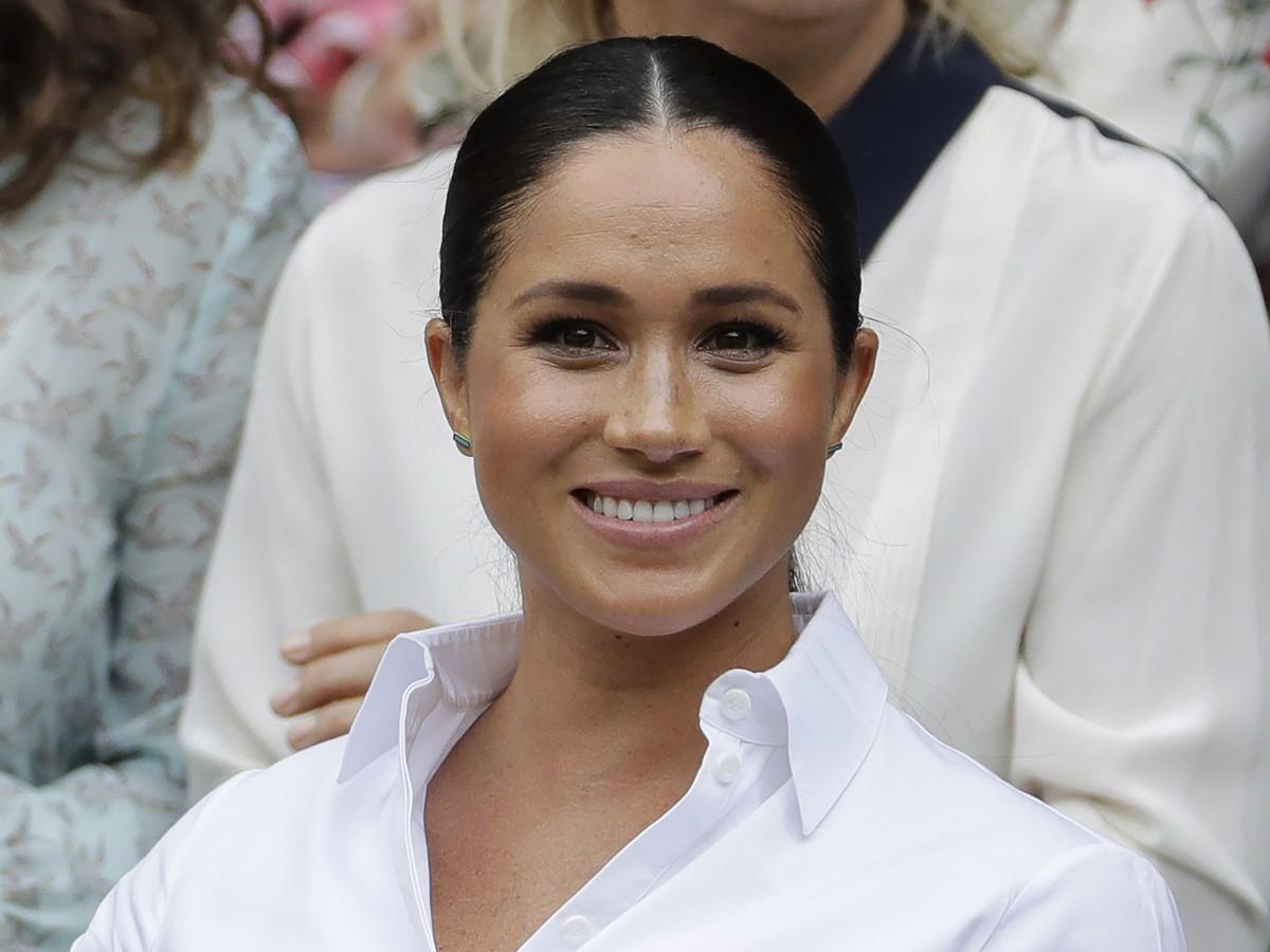Meghan Markle fue la editora de la edición de septiembre de British Vogue