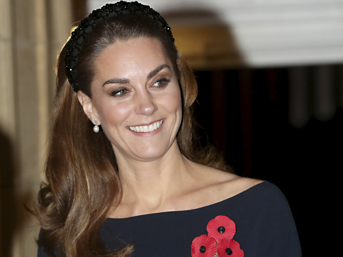 Kate Middleton realiza trabajo secreto en Londres