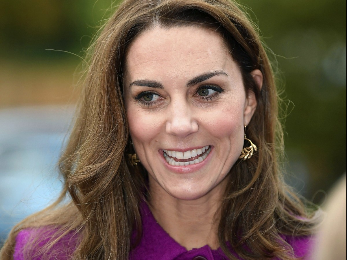 Kate Middleton se luce con una de las tiaras favoritas de Diana