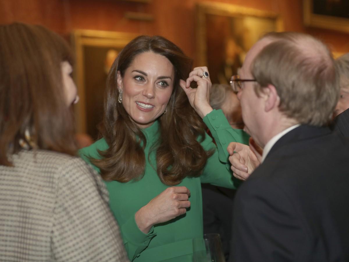 Duelo de estilos en el Palacio de Buckingham