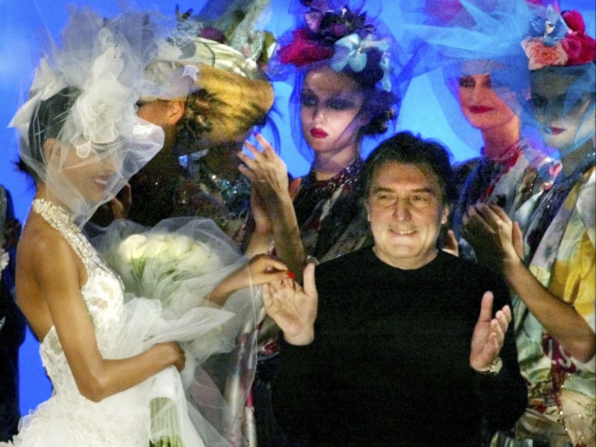Muere el diseñador de moda francés Emanuel Ungaro