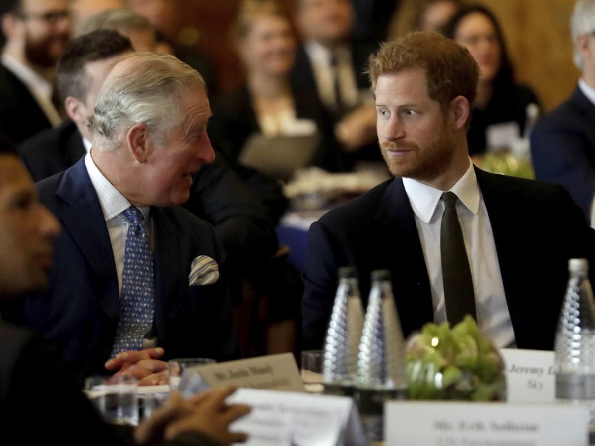 La familia real británica se hace cada vez más pequeña