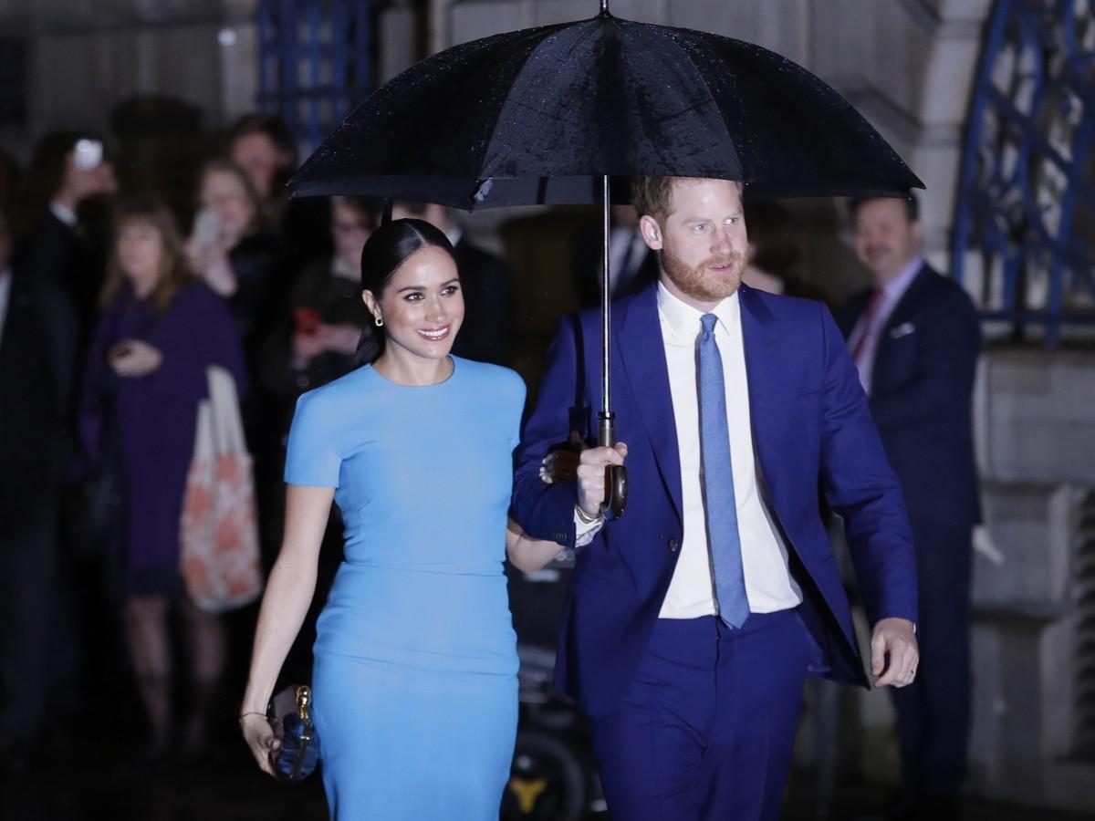Meghan y Harry regresan a Londres para uno de sus últimos compromisos como miembros de la realeza