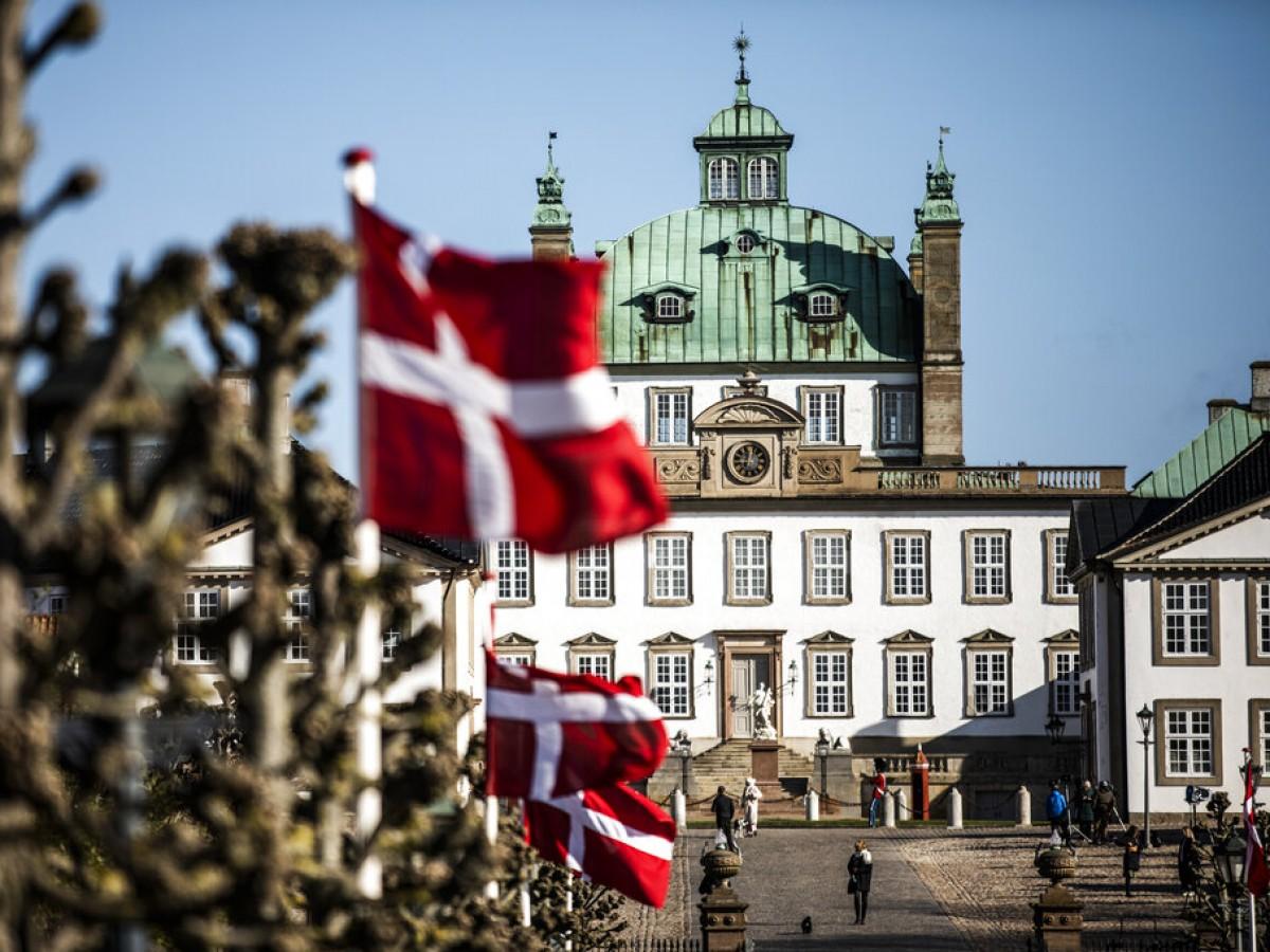 Daneses celebran el cumpleaños 80 de la reina Margrethe II desde la cuarantena