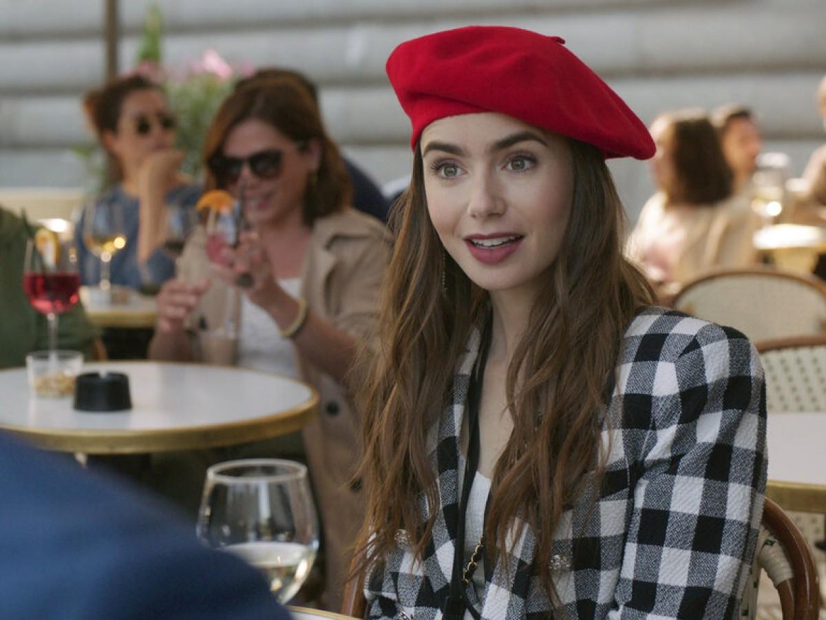 """""""Emily en París"""": la serie de Netflix que debes ver si eras fanática de la moda"""