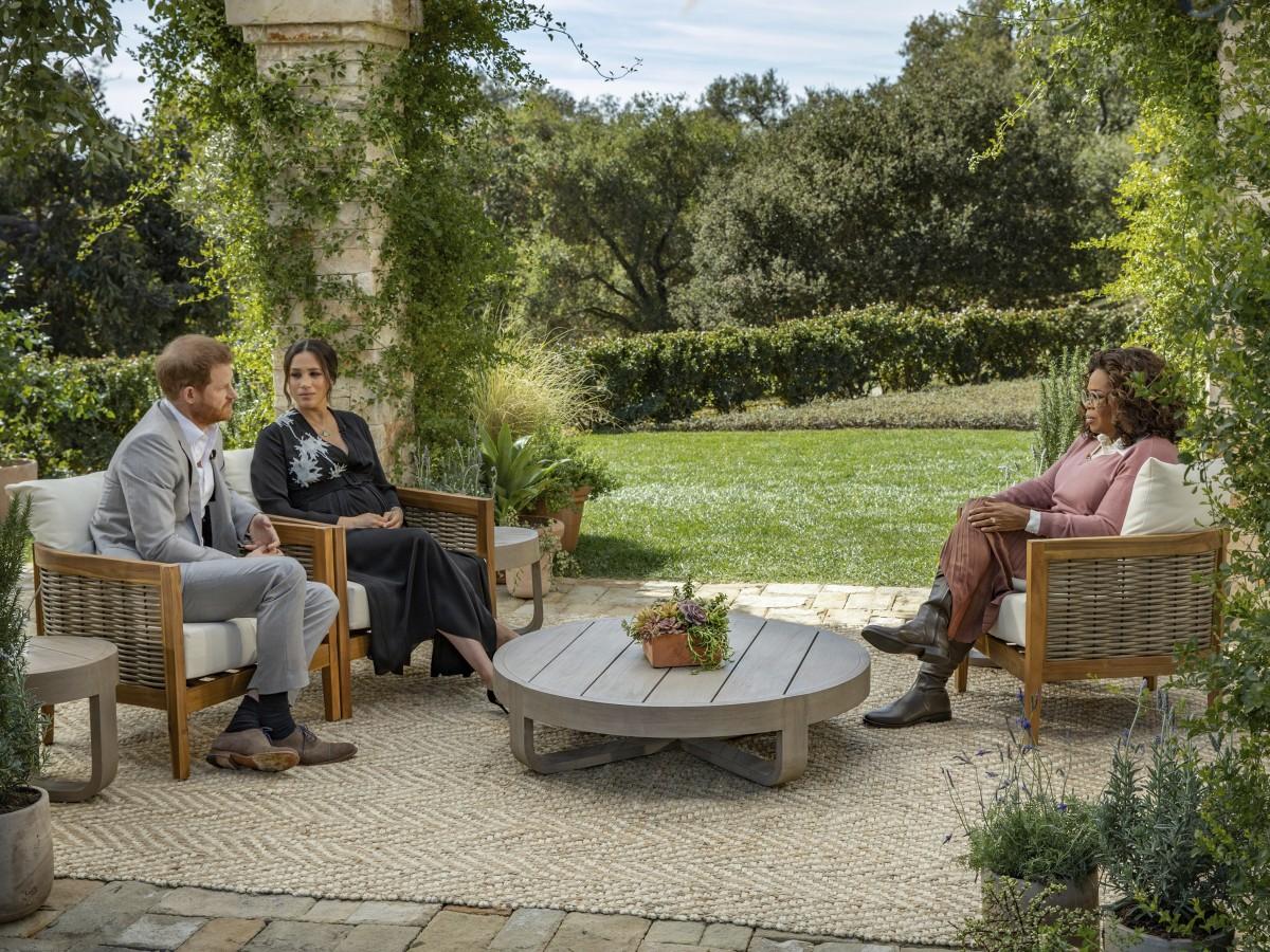 El príncipe Harry le confirmó a Oprah Winfrey lo duro que ha sido alejarse de la monarquía