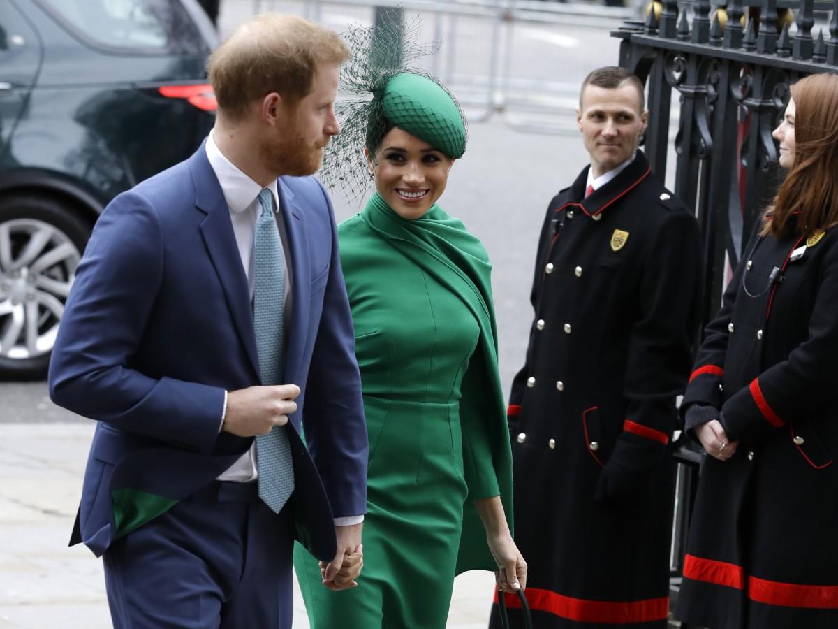 """El secreto del vestido que Meghan usó en su despedida como """"royal"""""""