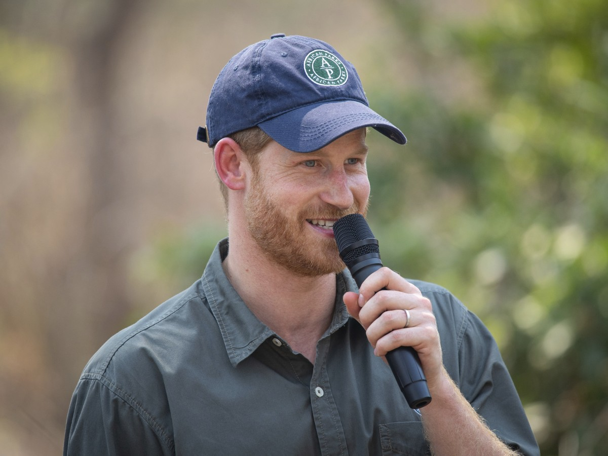 El duque de Sussex se convierte en editor de National Geographic por un día