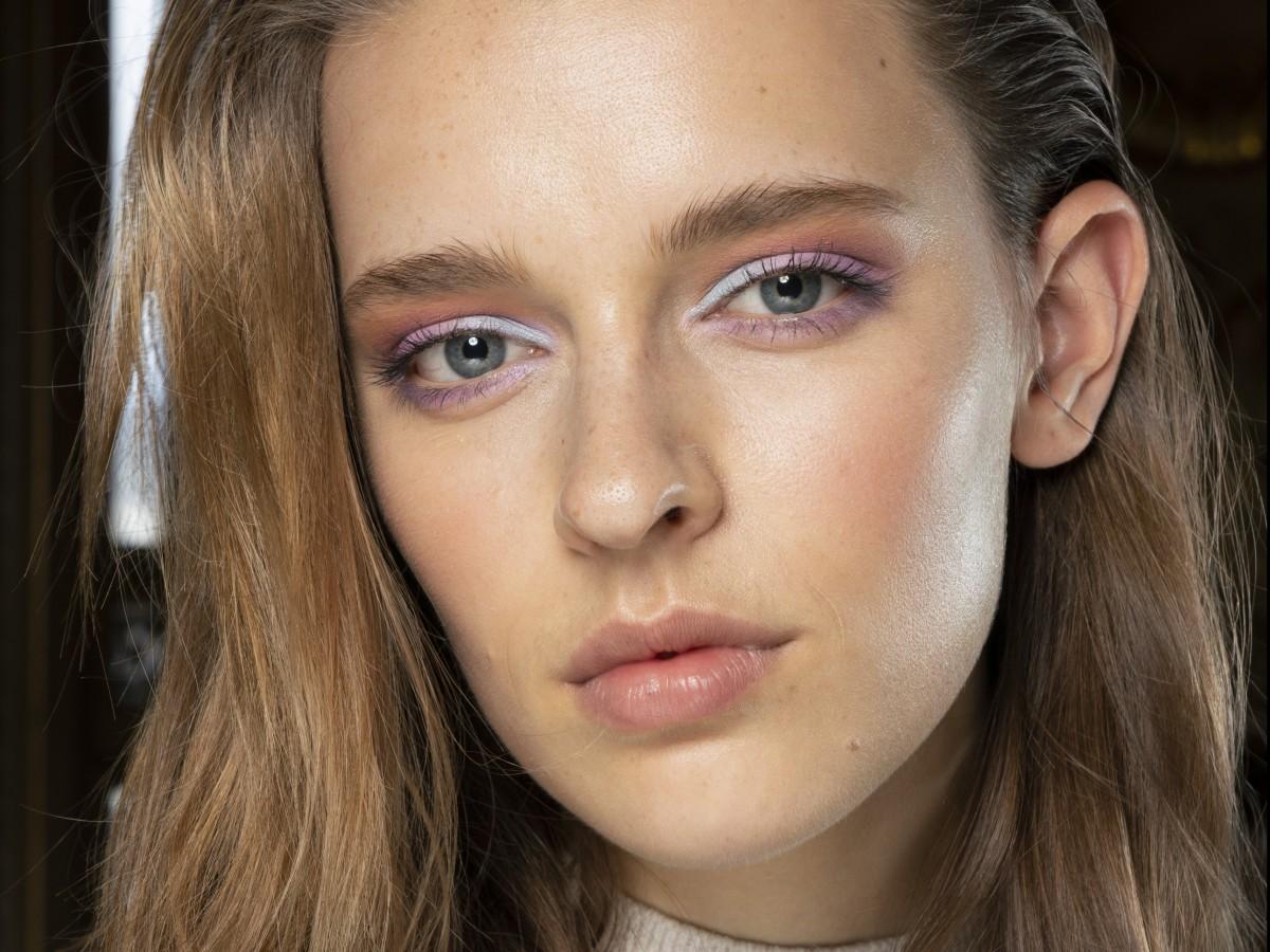 Una técnica de maquillaje que une el arte y la moda