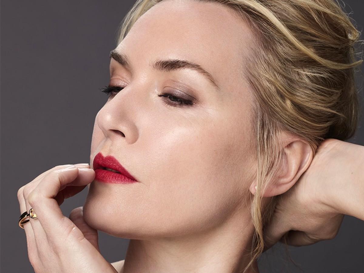 Kate Winslet es la nueva cara de de L'Oreal Paris