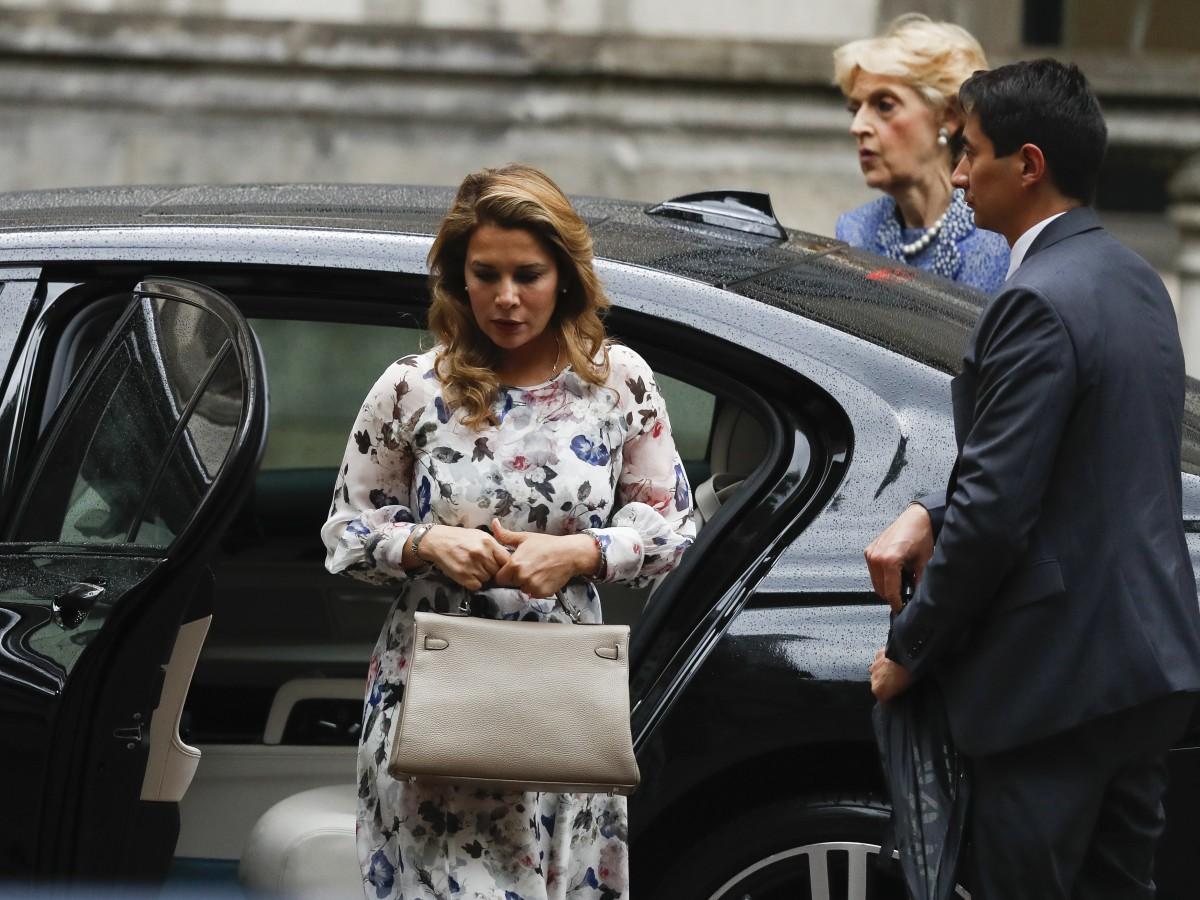 Príncipe de Jordania apoya a su hermana la princesa Haya durante batalla legal con jeque de Dubai