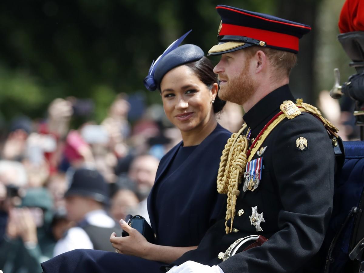 Los duques de Sussex y su hijo visitarán Sudáfrica