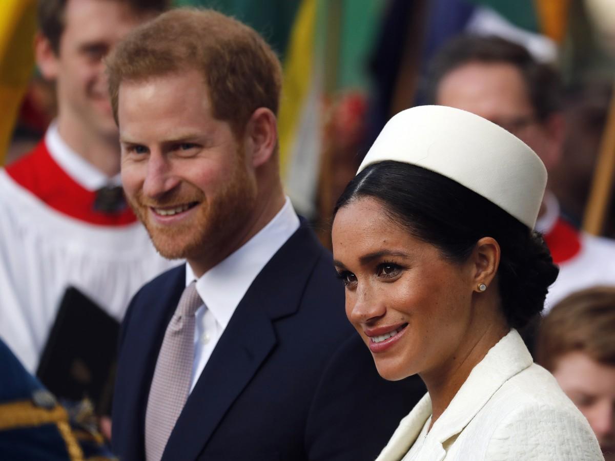 Duques de Sussex crearán nueva fundación benéfica